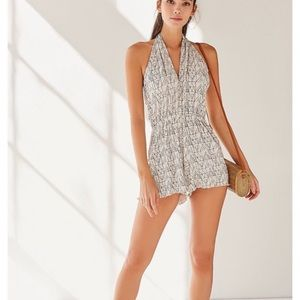 Urban Outfitters Out From Under Romper